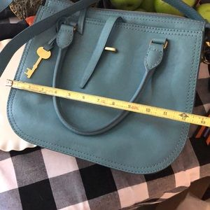 Ryder Satchel EUC Medium Size